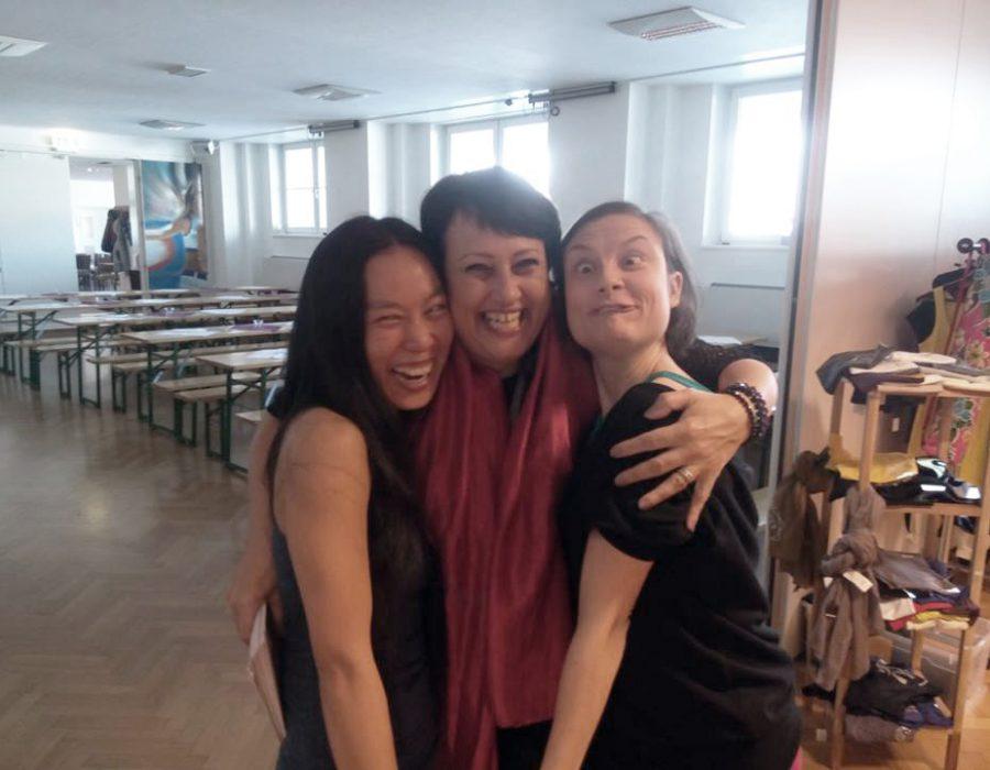 Yoga Conference Austria, Lena Raubaum, Petra Werner, Omnitom