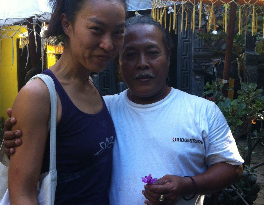 Soayoga, Bali Spirit Festival, Healer