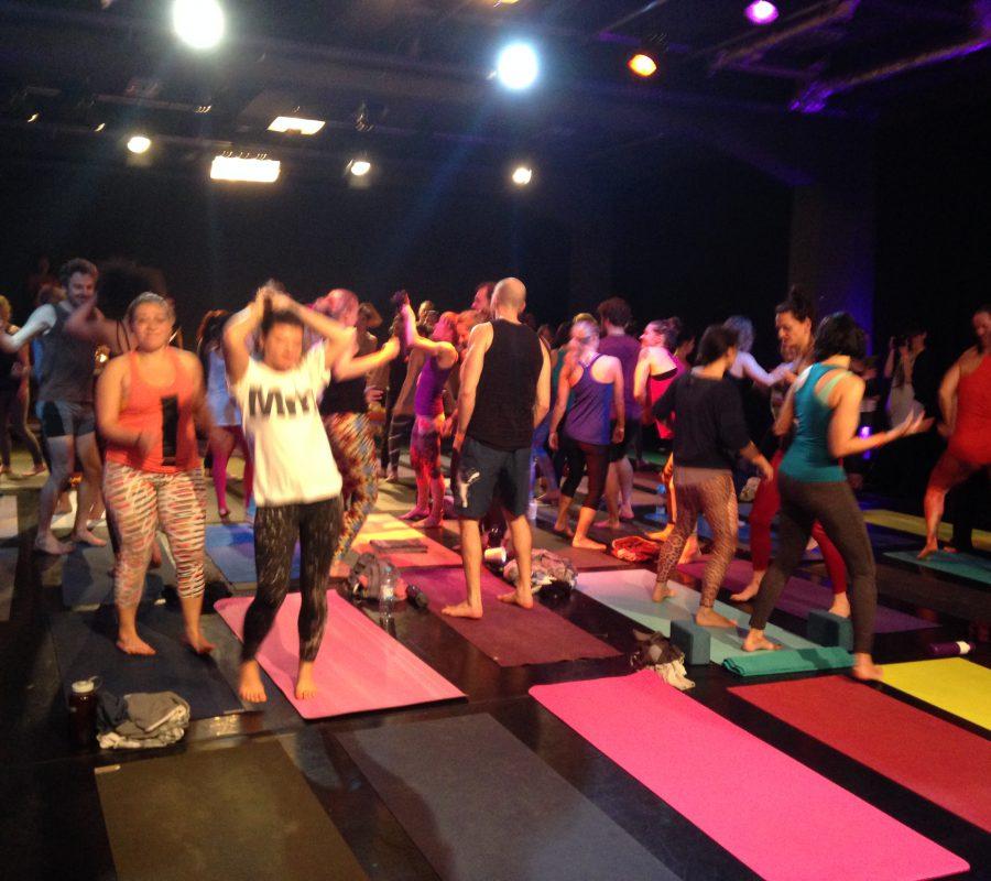 Twee Merrigan, Groove Yoga Festival Cologne, Soayoga